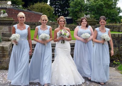 Beeston manor bridal makeup
