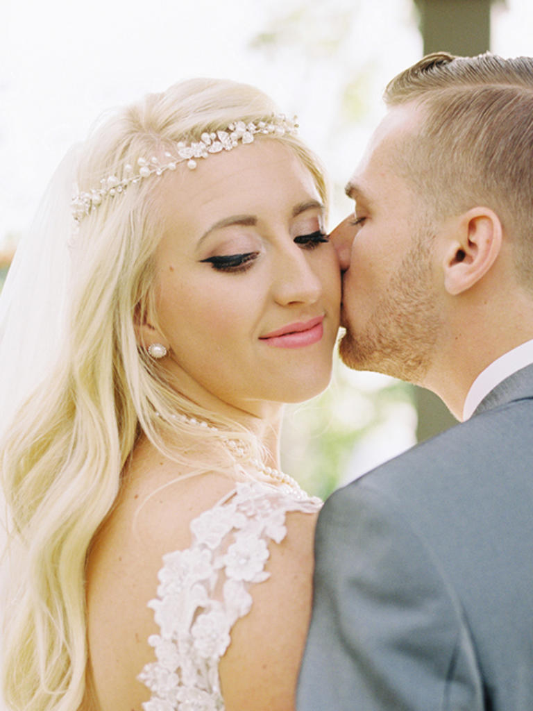 Bridal makeup Beeston manor